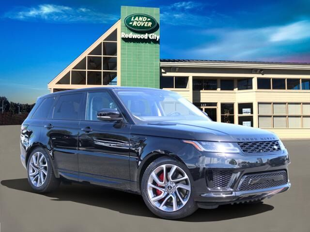 2019 Land Rover Range Rover Sport HSE Dynamic Redwood City CA