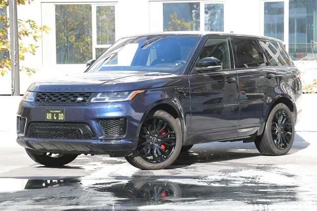 2019 Land Rover Range Rover Sport HSE Dynamic San Francisco CA