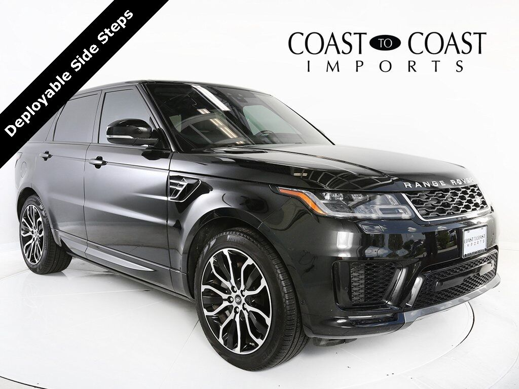 2019 Land Rover Range Rover Sport HSE Indianapolis IN