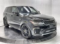 Land Rover Range Rover Sport HSE NAV,CAM,PANO,CLMT STS,20IN WLS 2019