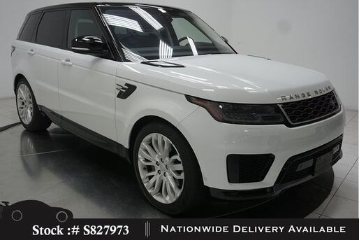 2019_Land Rover_Range Rover Sport_HSE NAV,CAM,PANO,HTD STS,BLIND SPOT,21IN WLS_ Plano TX
