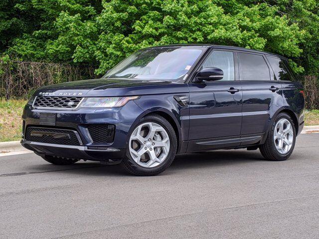 2019 Land Rover Range Rover Sport HSE Raleigh NC