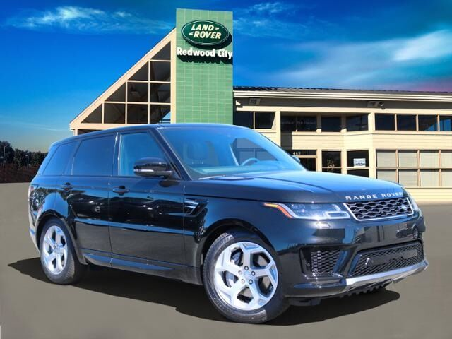 2019 Land Rover Range Rover Sport HSE Redwood City CA