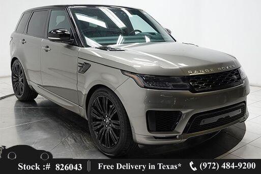 2019_Land Rover_Range Rover Sport_HSE Td6 NAV,CAM,PANO,CLMT STS,BLIND SPOT_ Plano TX