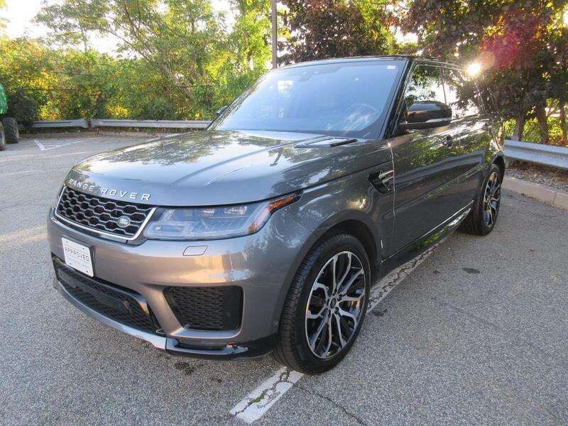 2019_Land Rover_Range Rover Sport_HSE Td6_ Warwick RI