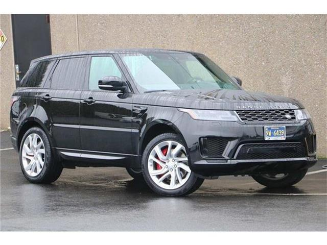 2019 Land Rover Range Rover Sport Supercharged Dynamic 4x4 Salem OR