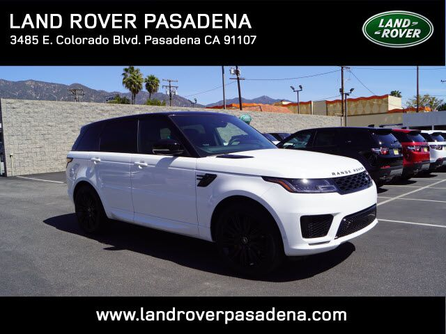 2019 Land Rover Range Rover Sport Supercharged Dynamic Pasadena CA