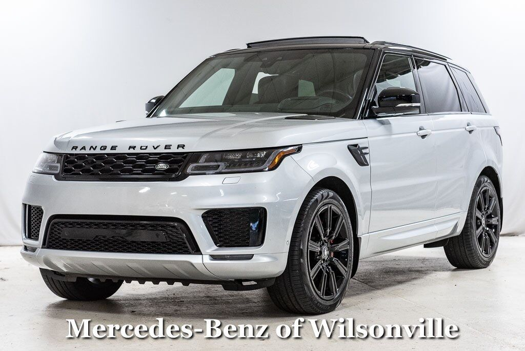 2019 Land Rover Range Rover Sport Supercharged Wilsonville OR