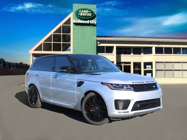 2019 Land Rover Range Rover Sport Supercharged Redwood City CA