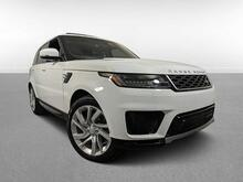 2019_Land Rover_Range Rover Sport_Td6 Diesel HSE_ Cary NC