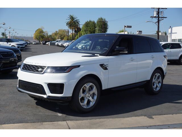2019 Land Rover Range Rover Sport V6 SUPERCHARGED HSE Pasadena CA