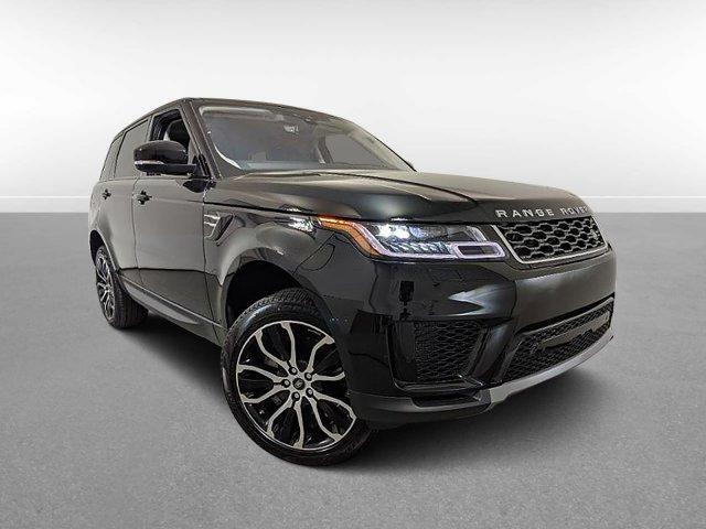 2019 Land Rover Range Rover Sport V6 Supercharged SE *Ltd Avail* Cary NC