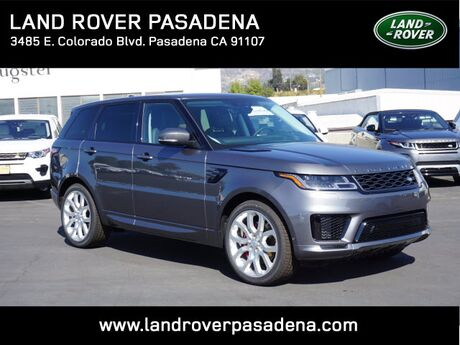2019 Land Rover Range Rover Sport V8 SUPERCHARGED DYNAMIC Pasadena CA