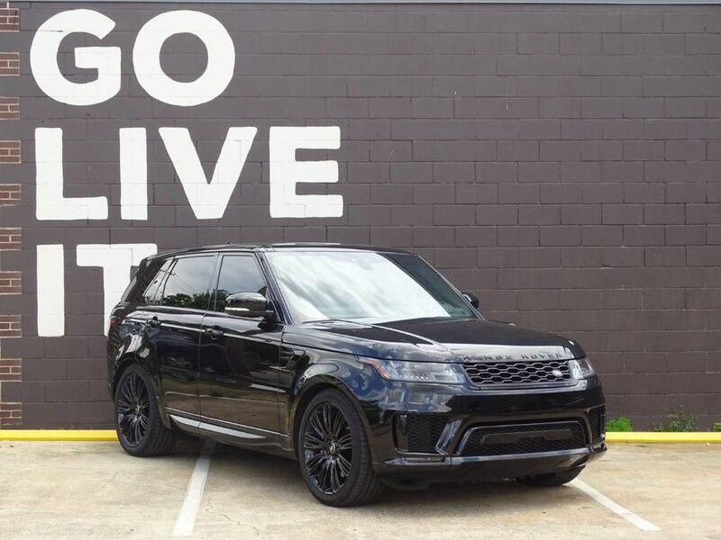 2019 Land Rover Range Rover Sport V8 Supercharged Autobiography Birmingham AL