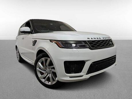 2019 Land Rover Range Rover Sport V8 Supercharged Dynamic Cary NC