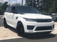 Land Rover Range Rover Sport V8 Supercharged Dynamic 2019