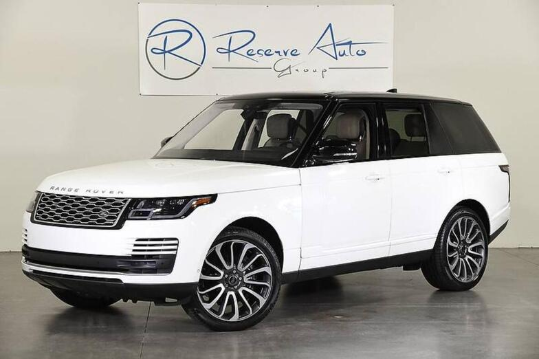 2019 Land Rover Range Rover Supercharged Autobiography Whls DrivePro Pkg Meridian Sound The Colony TX