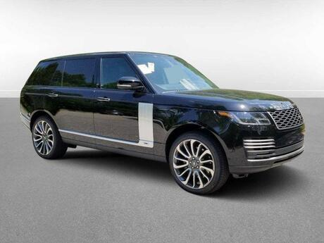 2019 Land Rover Range Rover V8 Supercharged Autobiography LWB Cary NC