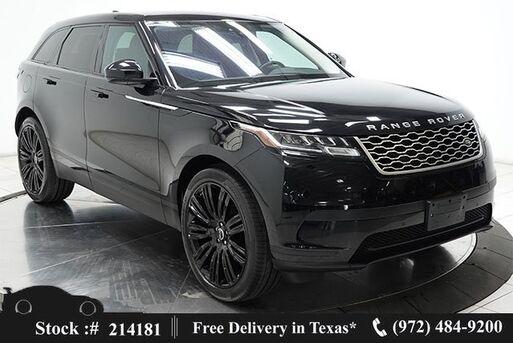 2019_Land Rover_Range Rover Velar_P250 NAV,CAM,PANO,PARK ASST,LED LIGHTS_ Plano TX