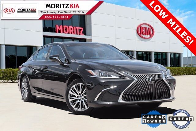 2019 Lexus ES 350 Fort Worth TX