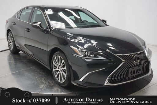 2019_Lexus_ES_350 NAV,CAM,SUNROOF,CLMT STS,BLIND SPOT,18IN WLS_ Plano TX