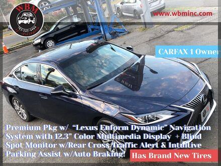 2019_Lexus_ES 350_w/ Luxury Pkg & Navigation_ Arlington VA