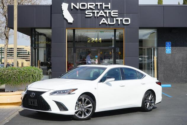 2019_Lexus_ES_ES 350 F SPORT_ Walnut Creek CA
