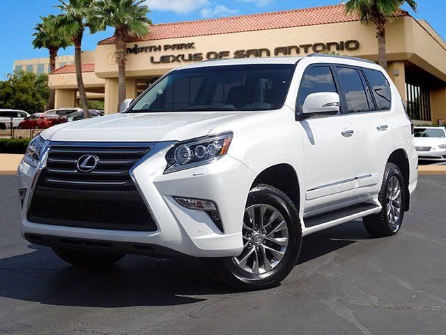 2019 Lexus GX 460 Luxury San Antonio TX 32821441