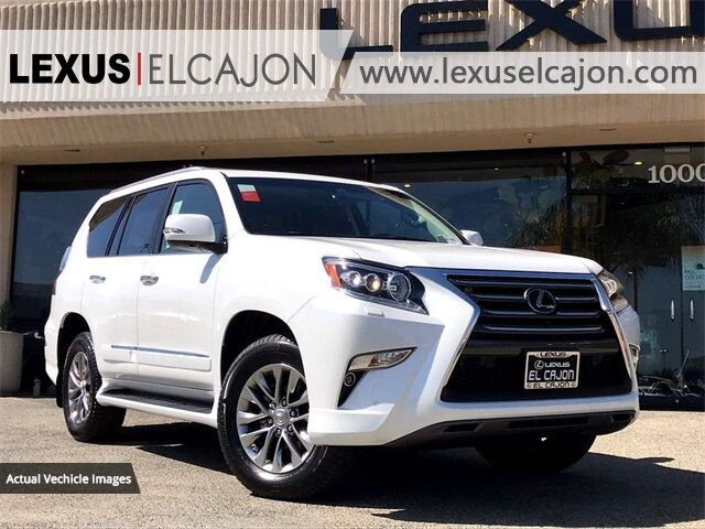 2019 Lexus GX 460 Luxury San Diego County CA