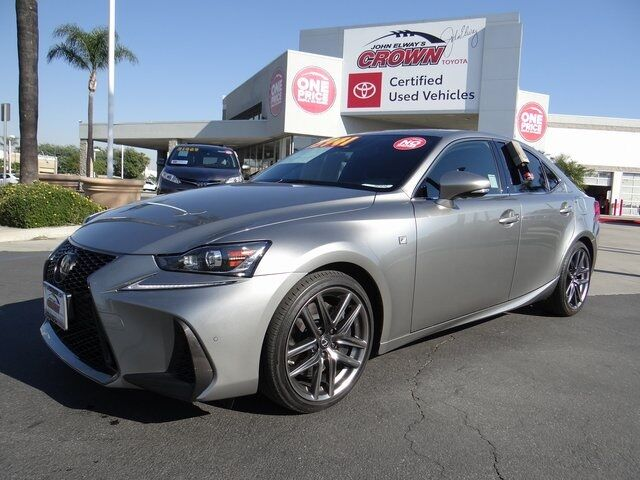 2019 Lexus IS 300 Ontario CA