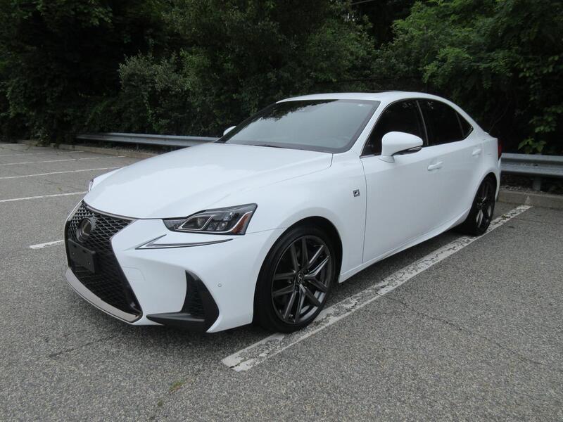2019_Lexus_IS_350_ Warwick RI