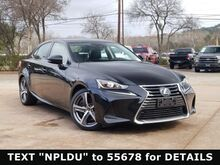 2019 Lexus IS IS 300 San Antonio TX