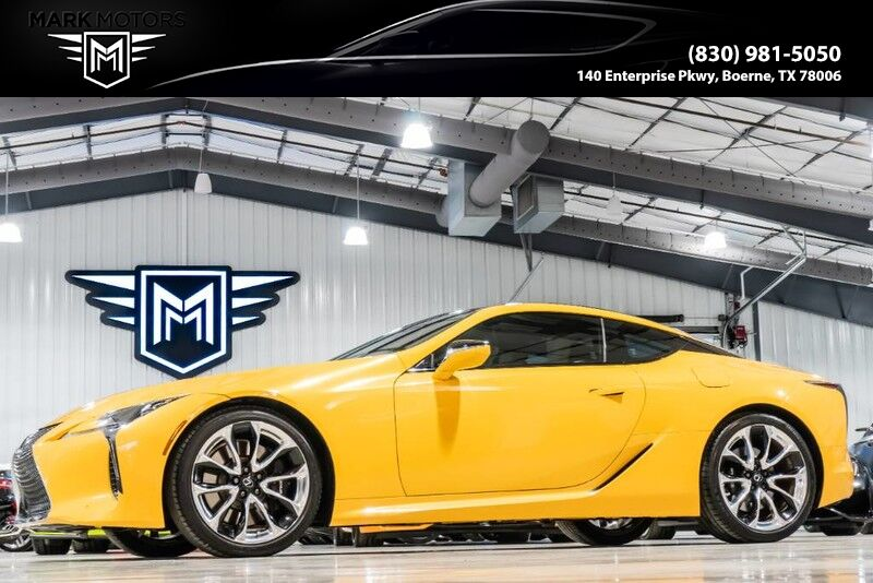 2019_Lexus_LC 500_- INSPIRATION SERIES - 1 OF 100 PRODUCED_ Boerne TX