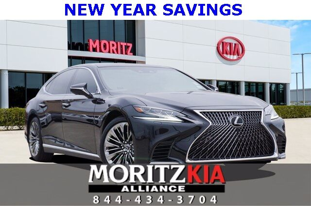 2019 Lexus LS 500 Base Fort Worth TX