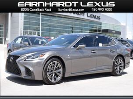2019_Lexus_LS_500 F SPORT_ Phoenix AZ