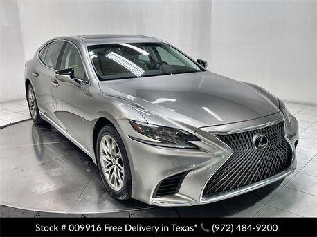 2019_Lexus_LS_500 NAV,CAM,SUNROOF,CLMT STS,BLIND SPOT_ Plano TX
