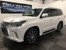 2019_Lexus_LX570_Luxury Pkg, Mark Levinson Sound, 21in Wheels, HUD_ Houston TX