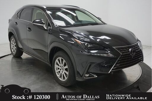 2019_Lexus_NX_300 BACK-UP CAMERA,KEY-GO,17IN WLS_ Plano TX