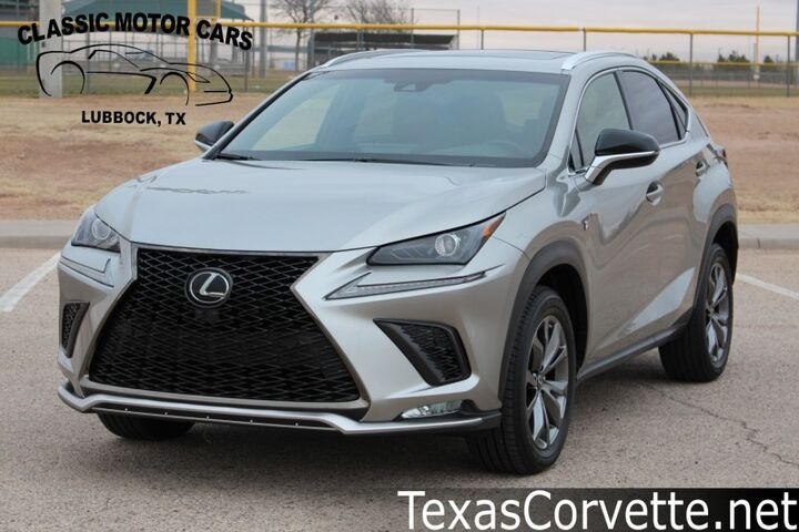 2019 Lexus NX 300 F SPORT Lubbock TX