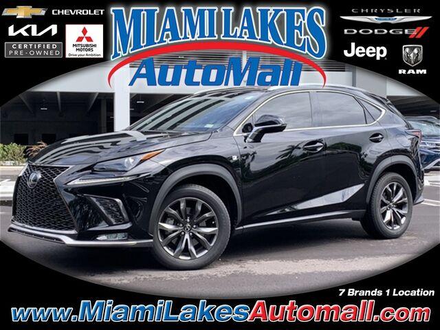 2019 Lexus NX 300 F Sport Miami Lakes FL