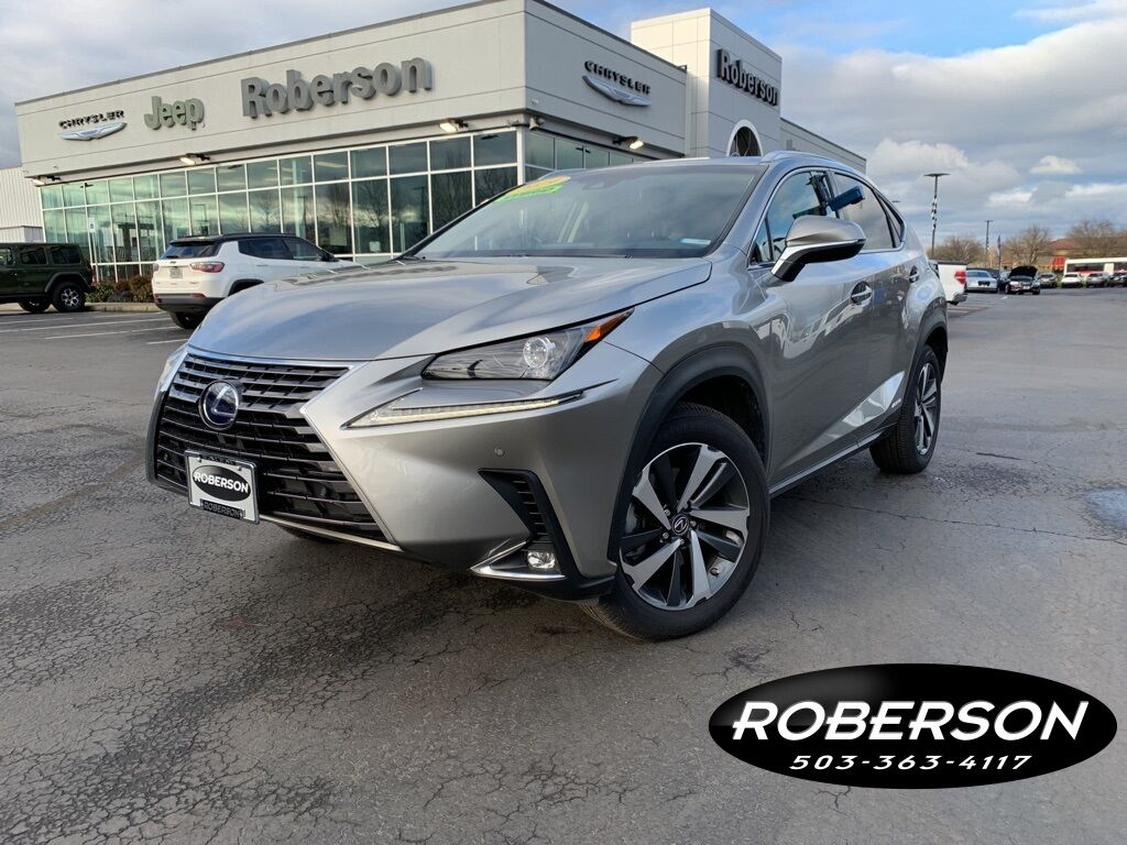 2019 Lexus NX 300h Salem OR