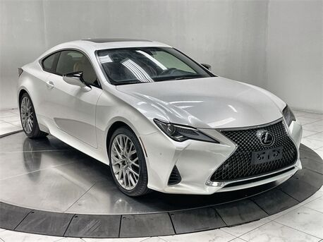 2019_Lexus_RC_300 CAM,SUNROOF,CLMT STS,BLIND SPOT,19IN WLS_ Plano TX