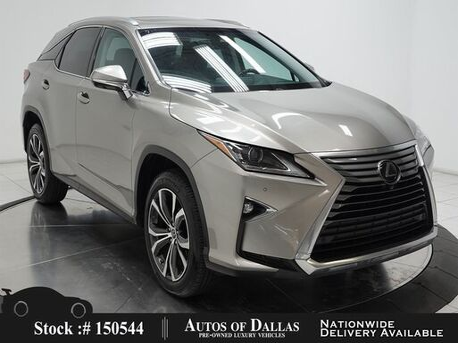 2019_Lexus_RX_350 NAV,CAM,SUNROOF,CLMT STS,BLIND SPOT,20IN WLS_ Plano TX