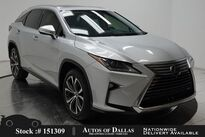 Lexus RX 350 NAV,CAM,SUNROOF,CLMT STS,BLIND SPOT,20IN WLS 2019