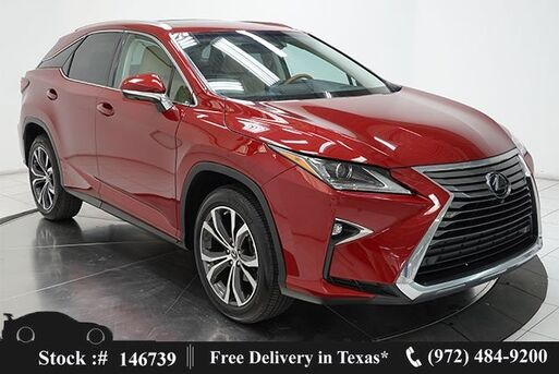 2019_Lexus_RX_350 NAV,CAM,SUNROOF,HTD STS,BLIND SPOT,20IN WLS_ Plano TX