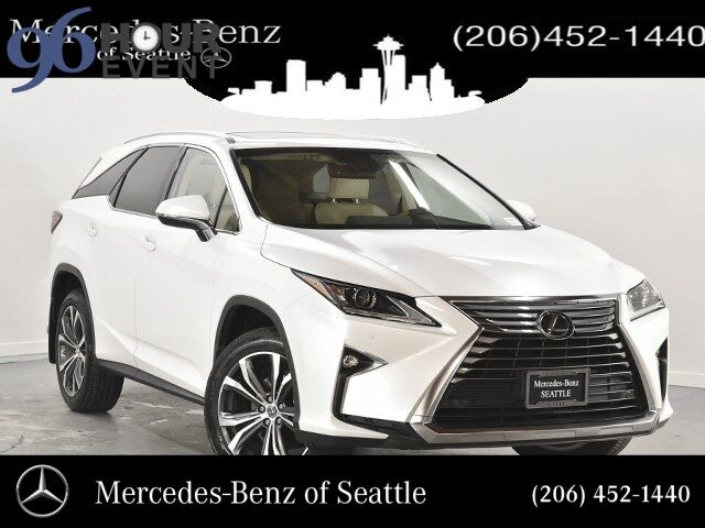 2019 Lexus RX 350L Seattle WA