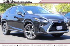 2019_Lexus_RX_450h_ Roseville CA