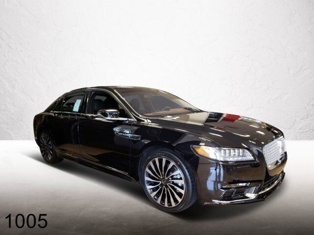 2019 Lincoln Continental Black Label Merritt Island FL