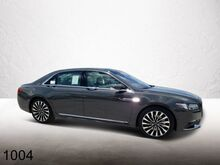2019_Lincoln_Continental_Black Label_ Orlando FL