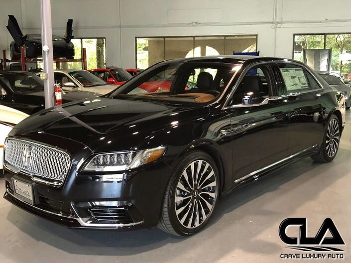 2019 Lincoln Continental Black Label The Woodlands TX